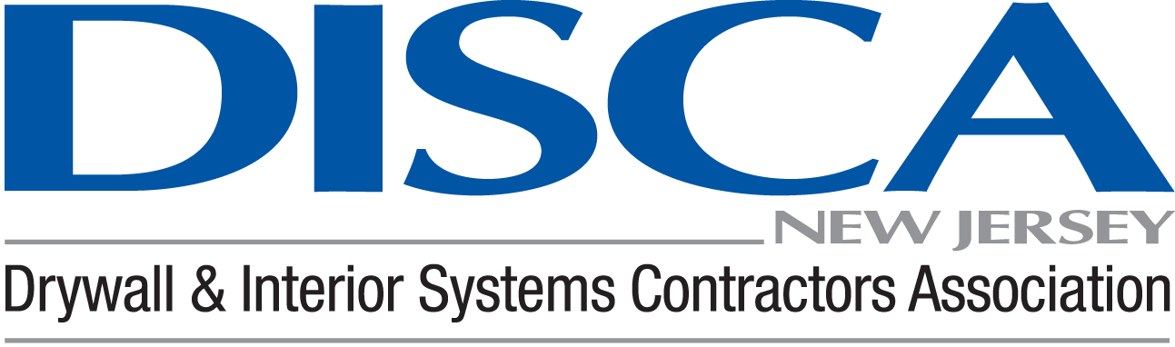 DISCA Drywall and Interior Systems Contractors Association logo